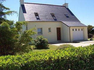 Maison avec véranda à 250m de la mer, Plouarzel