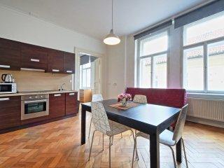 Vincent Apartment, Prag