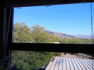 2nd Floor Gem - Pool View from Patio - Mountain View from Master