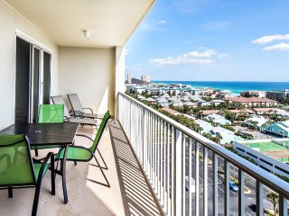 Ariel Dunes I 1204-2BR-*Avail 4/28-5/5* Real Joy Fun Pass* Gulf Views! Private
