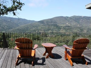 Carmel Valley Guest House w/ Gorgeous Valley Views