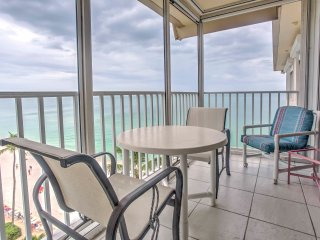 NEW! Beachfront 2BR Naples Condo w/ Balcony Views!