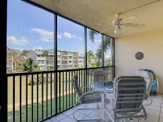 Loggerhead Cay 252: Updated, Clean & Comfortable 2BR Great East Gulf Location, Isla de Sanibel