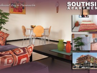 Enjoy a nice and comfortable stay. We're located 5-7min from the city center., Paramaribo