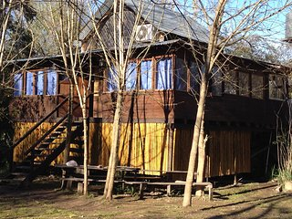 Pristine Retreat Carpe Diem cabin, Tigre