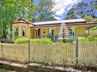 Wentworth Cottage, Wentworth Falls