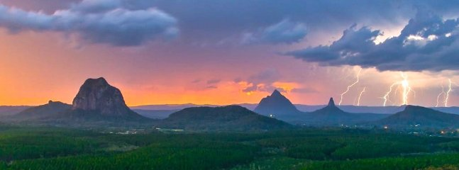 Maleny is unique