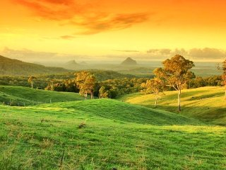 GUEST HOUSE ON 100 ACRES, Maleny
