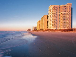 Experience the ultimate Myrtle Beach vacation!