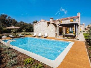 Beautiful Villa Paula on the island of Ugljan, Swimming Pool, BBQ, Wellness