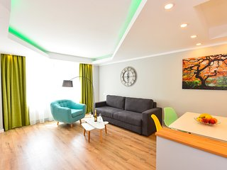 Grand Accommodation - Twin 1 Apartment