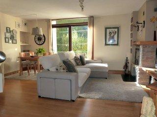 Fantástico apartamento en Betrén, Vielha