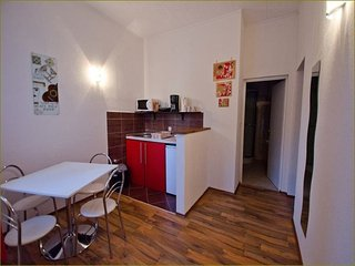 Apartments Afrodita-Superior One Bedroom Apartment with Terrace and Garden View