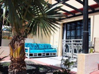 Fuerte Holiday Duplex Premium Blue Pool