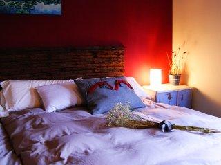 Apartamento con encanto cerca de l'Estany