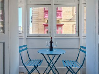 Cosy and Central Valletta 1-bedroom Apt