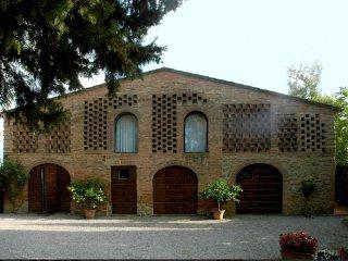 Il Leccio - terratetto in antico fienile del'500 - Podere San Giorgio