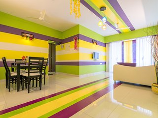 Vibrant 2 bedroom apartment