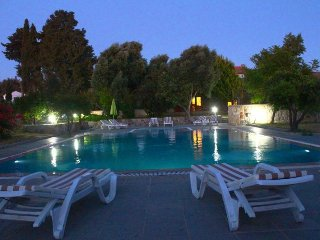 Bodrum Gumusluk 3 Authentic Stone Villas With Swimming Pool #  535
