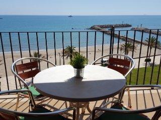 Apartamento frente al mar en Porsaplaya, Alboraya