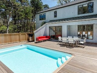 Newly Renovated Edgartown Home with Heated Pool