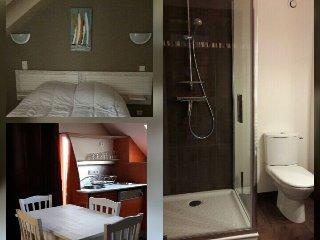appartement  LES PETITS DORIS - LES RIMAINS 30m de l'eau, Cancale