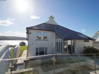 Spectacular sea views: Gwbert Holiday Cottage, West Wales - 490839