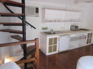 Duplex house at Bulabog Beach