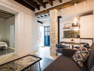 Apartamento acogedor en centro histórico, Sevilla