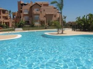 Mar Menor Golf Resort Ground floor apartment