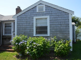 Family Friendly Cape Cod Rental Steps Away from Private Beach