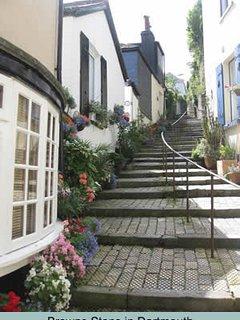 Browns Steps , Dartmouth