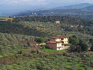 'Le Fagianaie' nel cuore della Toscana