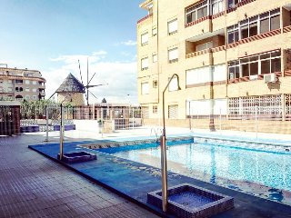 Holiday apartment La tejera, 2 swimming pools!