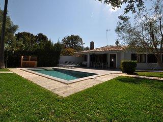 Villa Crestatx 2300 Crestatx con jardín y piscina privada