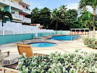 #7 LuxurIous 3Br/2Ba Beachfront Apt - Villa Pesquera, Montones, Jobos, Shacks