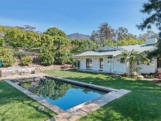 4BR/2.5BA Montecito Luxury Home, Pool, Sleeps 8