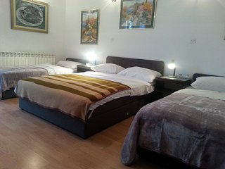 Apartment for 11 persons -Ideal for large families