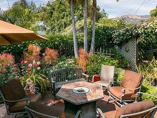 3BR w/ Outdoor Game Room and Gardens – Peaceful San Roque Neighborhood