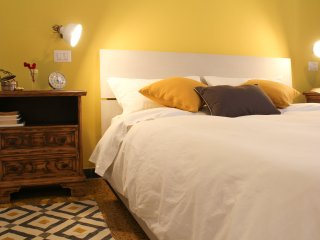 Room Yellow - B&B Buen Aire Cagliari