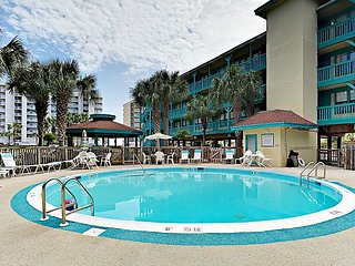 2BR Seabreeze Condo w/ Pool, Beach Access - Winter Monthly Rentals Available!