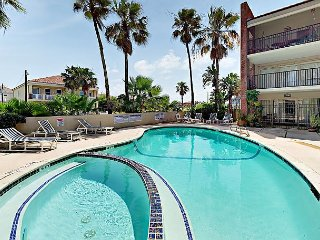 Spacious Condo w/ Large Balcony & Shared Pool Access - Short Walk to Beach