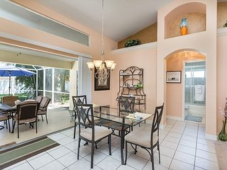 Cape Coral Home w/ Spacious Lanai and BBQ, 5 minutes to Waterpark