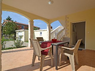 4 bedroom Villa in Zadar Sukosan, North Dalmatia, Croatia : ref 2379436