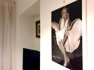 MARILYN MONROE Suite, NEW, super CENTRAL location!, Trieste