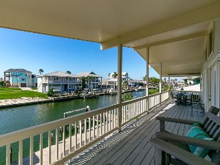 Happy Place 4BR House w/ Boat Dock and Patio for Lazy Days and Hot Tub Nights