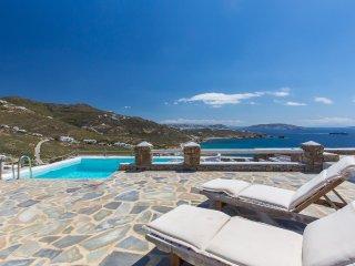 Vila Chantall - Seablue Villas Mykonos, Tourlos