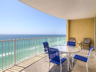 2BR, 2BA Panama City Beach Condo on Beach – Remodeled, Captivating Views
