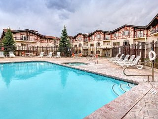 Resort Condo with Indoor/Outdoor Pools & Hot Tubs – Park City Nearby, Midway