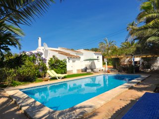 Stunning Detached Villa close to Arenal Beach, Javea
